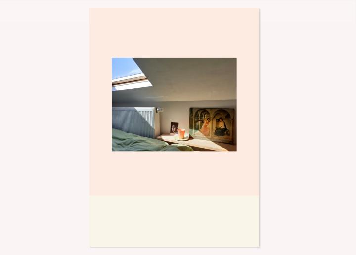 Sunday Morning. Photography & Design.